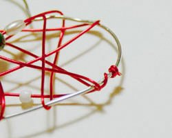 wire ornament