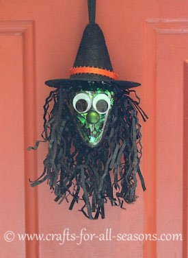 witch ornament