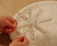 snowflake craft